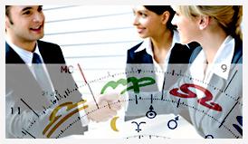 Unternehmens- und Firmenhoroskop - Wirtschaftsastrologie