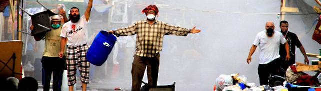 Rücktritt Vizepräsident el-Baradei, Ägypten 14.8.13