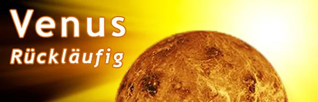 Venus rückläufig – Geld & Liebe (21.12.13 – 1.2.14)