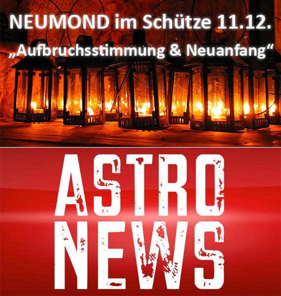 NEUMOND im Schütze 11.12. – Aufbruchsstimmung und Neuanfang