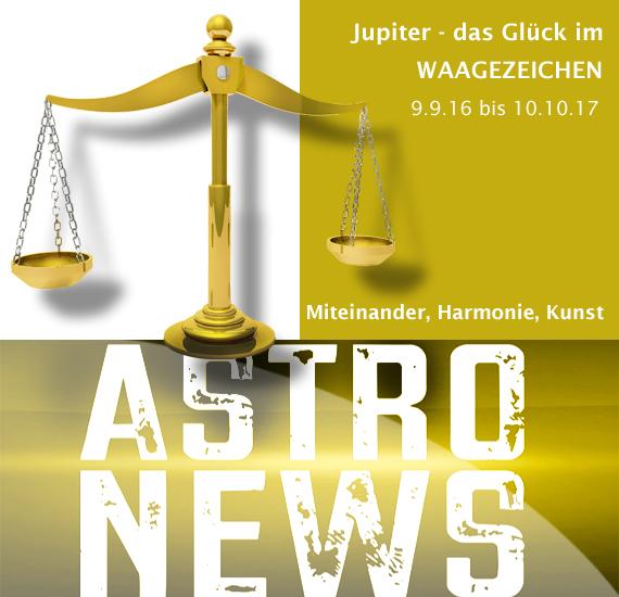 Jupiter in der Waage (9.9.16 – 10.10.17) – Beziehung ist Kunst!
