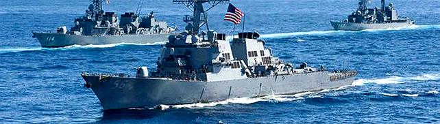 Krieg in Syrien – Angriff der USA