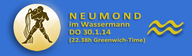 NEUMOND im Wassermann 30.1.14