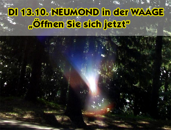 DI 13.10.15 NEUMOND in der WAAGE