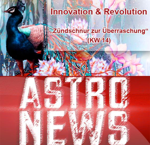"""Innovation & Revolution – """"Zündschnur zur Überraschung"""""""