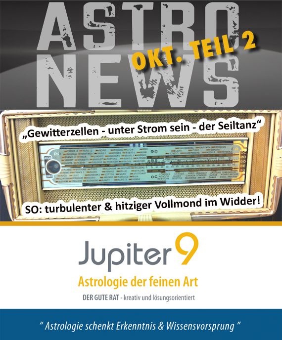 """AstroNews Okt. Teil 2 """"Under Fire"""""""